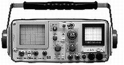 TEKTRONIX 1503/4 TDR CABLE TESTER, METALLIC. OPT. 4